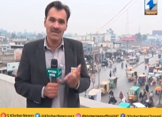 DISTRICT DIARIES | MARDAN | EP # 214 | 6th January 2020 | Khyber News