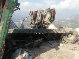 Eight laborers died in landslide incident at marble mine in Buner