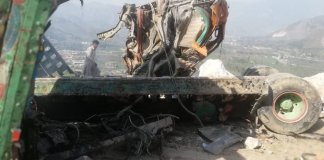 Eight laborers died in landslide incident at marble mine in Buner