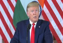 Trump again offers mediation between Pakistan and India