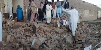 Minor killed, five injured in gas leak explosion in Karak