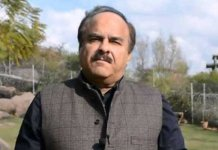 PTI leader Naeemul Haque passes away