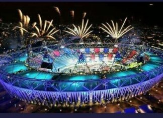 PSL 5 kicked off with spectacular opening ceremony at Karachi's National Stadium