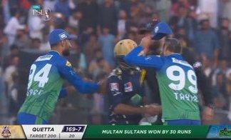 PSL 2020: Multan Sultans beat Quetta Gladiators by 30 runs