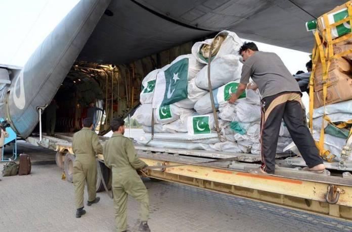 China welcomes Pakistan's efforts in supplying medical aid for coronavirus