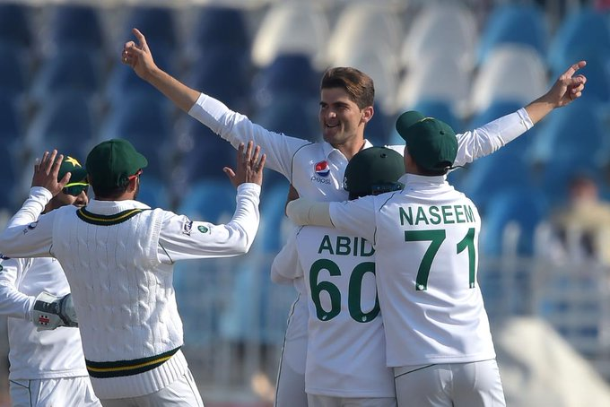 Shaheen Afridi destroys Bangladesh batting order, all out on 233