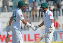 Pakistan build big lead against Bangladesh on third day