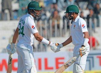 Pakistan build big lead against Bangladesh on third day