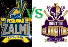 PSL 2020: Quetta Gladiators take on Peshawar Zalmi today