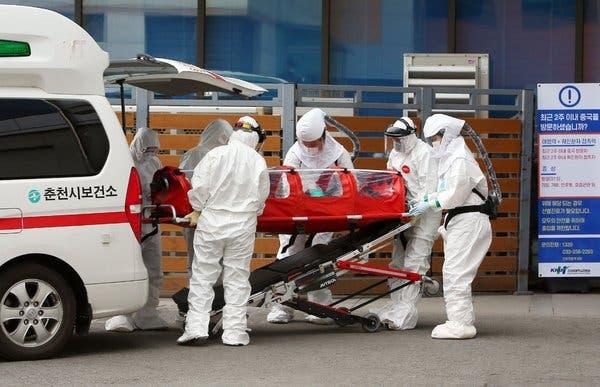 Global death toll from coronavirus tops 8,000