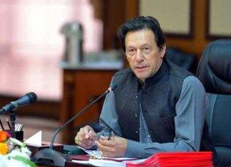 PM Imran announces establishment of Corona Relief Tiger Force
