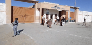 KP locals who arrived from Iran quarantined in Balochistan