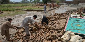 Seven killed in rain related incidents in KP, PDMA issues flood alert