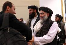 Taliban team in Kabul to begin prisoner exchange process