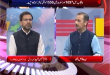 Cross Talk with Syed Wiqas Shah | 6th April 2020 | Khyber News