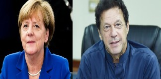 PM Imran, German Chancellor discuss debt relief for developing countries