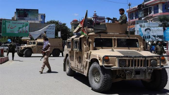 Afghan forces repel fierce attack from Taliban on Kunduz city: officials