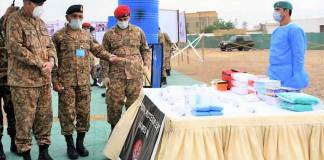 COAS visits Southern Command, terms Balochistan as Pakistan's future