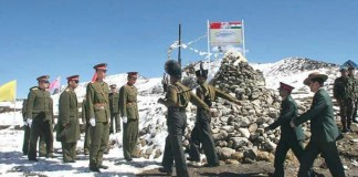 China-India standoff intensifies at eastern Laddakh with troop buildup