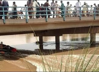 11 drown to death as van plunges into Mailsi Link Canal in Khanewal