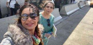 Meera thanks govt for ensuring her safe return to Pakistan
