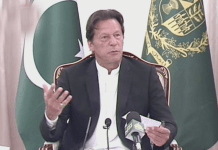 Complete Lockdown detrimental to Pakistan's economy: PM Imran