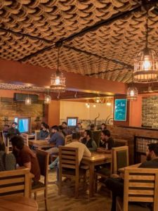 5 Cafés in 5 Towns