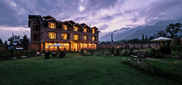 "Nadis ""Into the flow"" Kashmir's First Handcrafted Boutique Hotel"