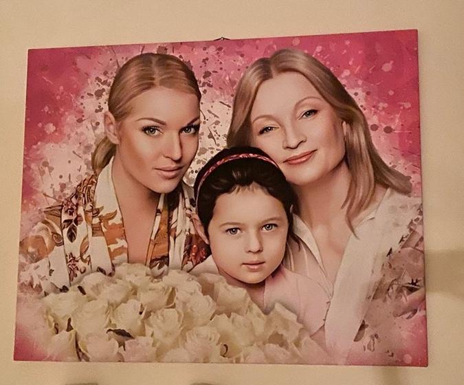 Волочковой 45: какой подарок и от кого она получила фото ...