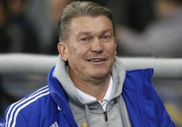 Олег Блохин: «Золотой мяч» как всегда получит нападающий ...