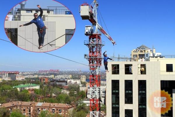 В Днепропетровске установили национальный рекорд по ...