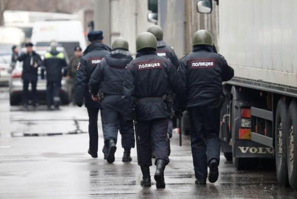 В Москве задержали стрелка с кондитерской фабрики ...