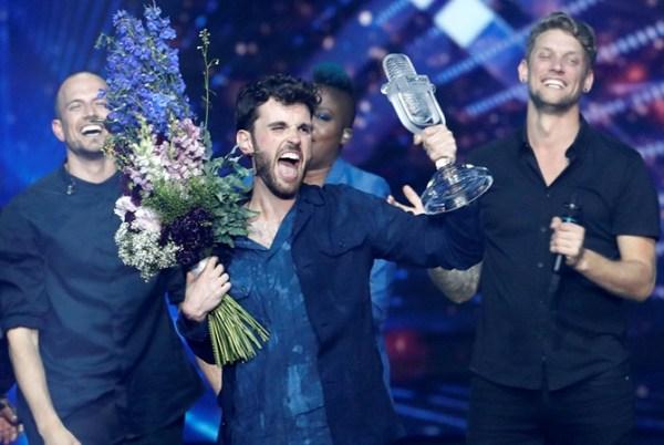 Победитель Евровидения-2019 вернулся на родину - Новости ...