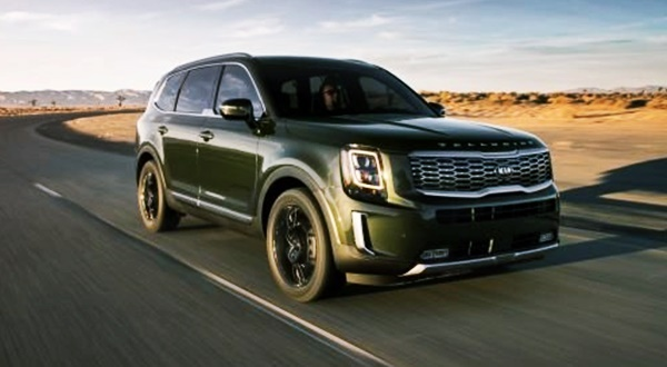 2021 KIA Telluride Changes, Interior, and Price