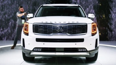 2021 KIA Telluride Hybrid Price, New Features