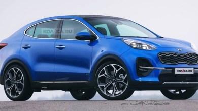 KIA Sportage 2021 Concept, New Model