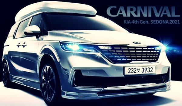 new 2021 kia sedona usa redesign release date  kia car usa
