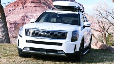 New 2021 KIA Telluride Turbo Rumors