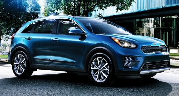 New 2022 KIA Niro EV Model Coming In The US