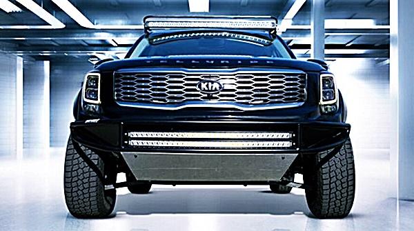 2022 KIA Telluride Pickup Truck Rumors, Release Date