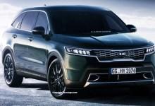 2022 KIA Sorento Hybrid USA Redesign