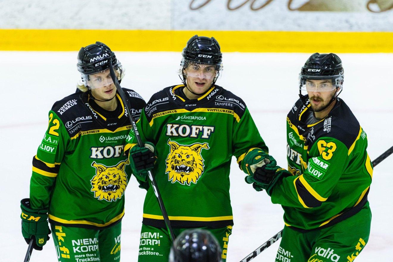 Ilves otti voiton Porissa – Ojanen kehui joukkueen asennetta puolustuspelissä