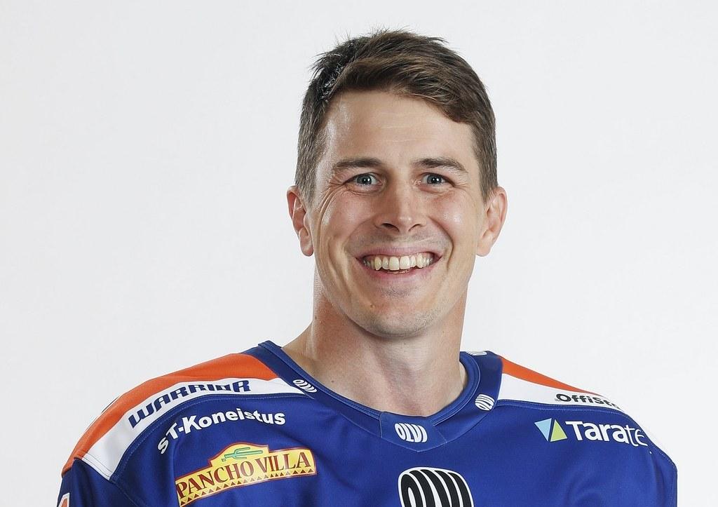 Kristian Kuusela neljäntenä liigapelaajana tuhanteen otteluun