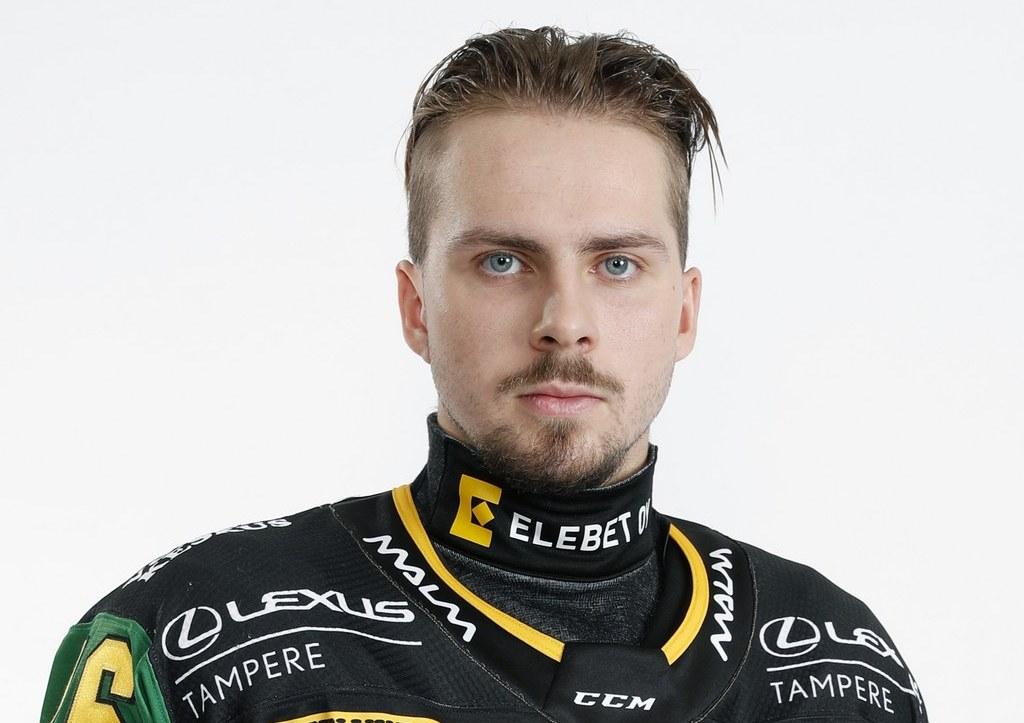 Ilveksen ruotsalaishyökkääjä Albin Grewe näkee omassa pelissään vielä paljon parannettavaa