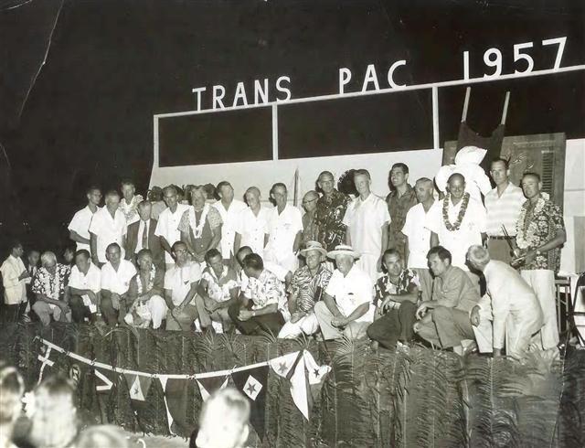 1957 Trans PAC