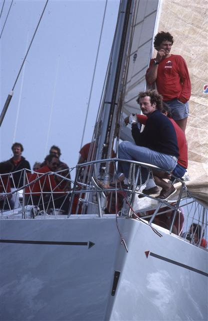 1970s, Kialoa III, Alan Pryor and other crew