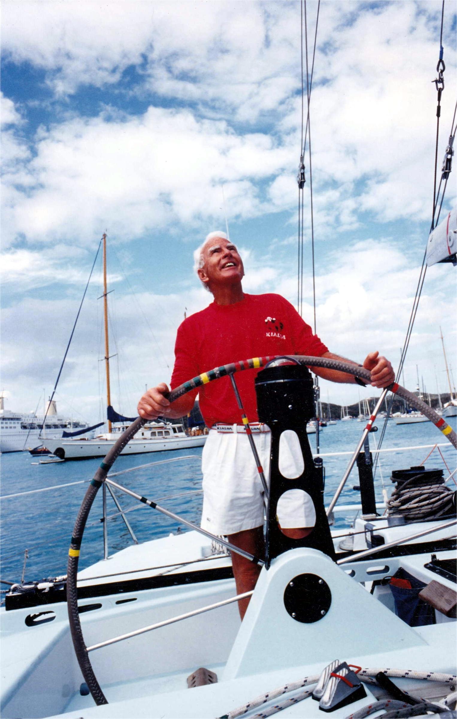 The Skipper, John (Jim) Kilroy