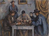 Paul Cezanne, Card Players, 1890-92