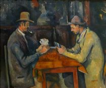 Paul Cézanne, Les joueurs de carte (The Card Players), 1892-95