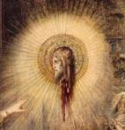 Gustave Moreau, The Apparition, 1886 (detail)